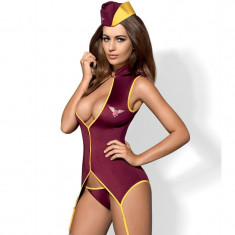 Costum sexy stewardesa