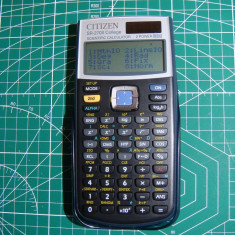 Calculator Stiintific Citizen SR-270X - Calculator Birou