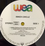 Inner Circle - Games People Play 1994, disc vinil Maxi Single hit reggae