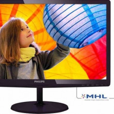 Monitor LED 23.6 Philips 247E6QDAD Full HD 5ms GTG - Monitor LED Philips
