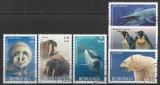 2007 - Fauna polara, serie stampilata