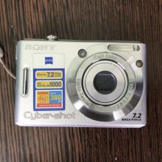 Camera SONY Cybershot DSC-W35 7.2MP Silver - Aparate foto compacte