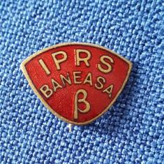 Insigna IPRS - Baneasa - Telecomunicatii - Telefonie