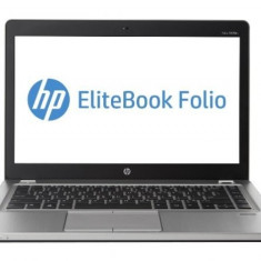 Laptop HP UltraBook Folio 9470M, Intel Core i5 Gen 3 3427U 1.8 GHz, 16 GB DDR3, 250 GB SSD NOU, WI-FI, Webcam, Tastatura Iluminata, Display 14inch 1, 4 GB