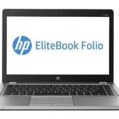 Laptop HP UltraBook Folio 9470M, Intel Core i5 Gen 3 3427U 1.8 GHz, 4 GB DDR3, 250 GB SSD NOU, WI-FI, 3G, Bluetooth, Webcam, Tastatura Iluminata, Di