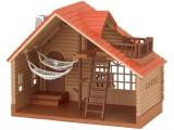 Set Jucarii Sylvanian Families Log Cabin
