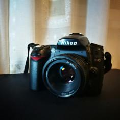 Nikon D90 + Nikon 50mm f/1.8 AF-D
