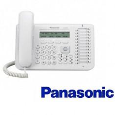 Telefon proprietar IP Panasonic Alb/Negru I - Telefon fix
