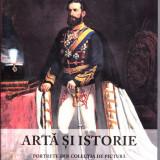 Carte Arta si Istorie Portrete din colectia de pictura a MNIR  edit 2016