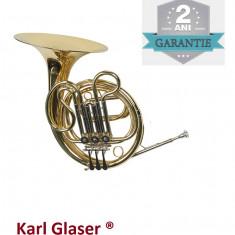Corn Dublu Francez Karl Glaser ® Eb /F Nou SemiProfesional