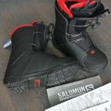 Boots snowboard salomon marimea 42 EU 27 cm