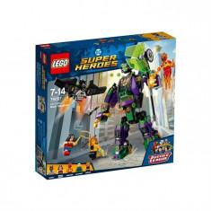 Distrugerea Robotului Lex Luthor