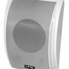 Boxa alba de perete aplicabila 2 Cai 10w 100V RMS 8 ohmi - Model Deosebit