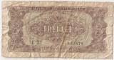 ROMANIA 3 LEI 1952 U