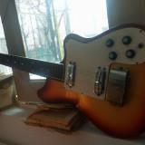 Chitara electrica - lipsa trei corzi
