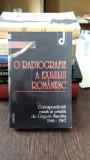 O RADIOGRAFIE A EXILULUI ROMANESC - CORESPONDENTA EMISA SI PRIMITA DE GRIGORE NANDRIS 1946-1967