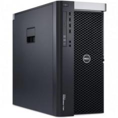 Workstation Refurbished Dell Precision T3600 Tower, Intel Xeon Quad Core E5-1620 3600Mhz, Intel® Turbo Boost Technology, 16GB Ram DDR3, HDD 500GB Ra - Sisteme desktop fara monitor