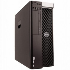 Workstation Refurbished Dell Precision T3610 Tower, Intel Xeon Quad Core E5-1620 V2 3700Mhz, Intel® Turbo Boost Technology, 16GB Ram DDR3, SSD 256GB