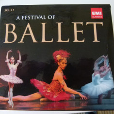 Ballet - cd box - Muzica Clasica emi records