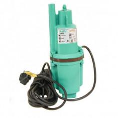 Pompa apa submersibila pe vibratie verde - Pompa gradina, Pompe submersibile, de drenaj
