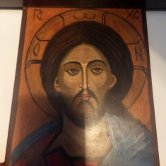 Icoana pe lemn Iisus Hristos