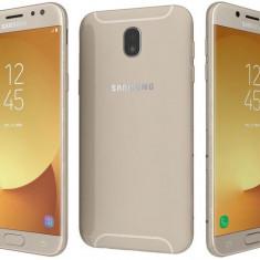 Samsung Galaxy J5 (2017) Gold 16GB 4G impecabil - Telefon Samsung, Auriu, Neblocat, Single SIM