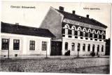 Cluj Kolozsvar Iparos aggmenhaz Casa de batrani a industriasilor CP aprox 1910