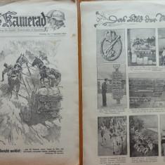 Revista militara nazista de razboi , Camaradul german , 7 Septembrie 1941