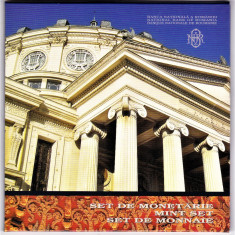 Set monetarie 2011 CEL MAI MIC PRET - Moneda Romania