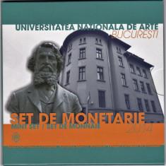 Set monetarie 2014 - Moneda Romania
