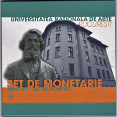 Set monetarie 2014 CEL MAI MIC PRET - Moneda Romania