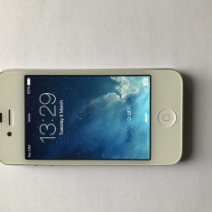 iPhone 4 Apple 16GB Alb codat Vodafone