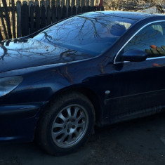 Dezmembrez Peugeot 607 2.2 HDI 6+1 98 KW 133 CP 2005 Import Franta 4HX 2179 CM3 - Dezmembrari Peugeot