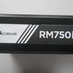 Sursa PC Modulara Corsair RM750i 750W, 80 PLUS Gold., 750 Watt