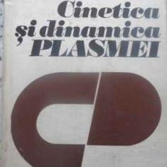 Cinetica Si Dinamica Plasmei - Ioan-iovit Popescu, Emil I. Toader, 412852 - Carte Fizica