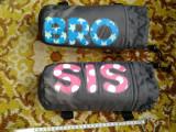 Sis - Bro / geanta multifunctionala termica carucior copii