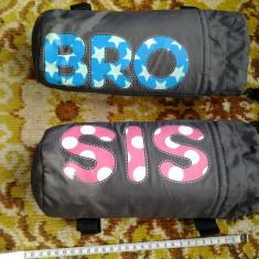Sis - Bro / geanta multifunctionala termica - Geanta plimbare copii, Altele