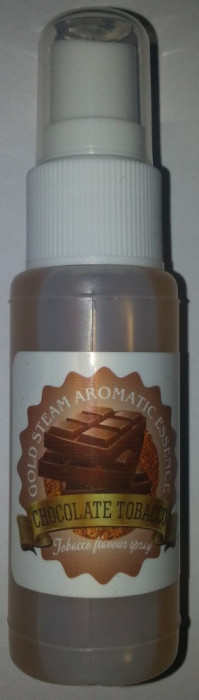 Aroma tutun GOLD STEAM AROMATIC - CHOCOLATE TOBACCO