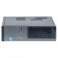 Dell Optiplex 390 Intel Pentium Dual Core G630 2.70 GHz 4 GB DDR 3 250 GB HDD DVD-ROM Desktop Windows 10 Pro MAR - Sisteme desktop fara monitor