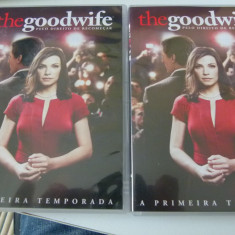 The good wife - seria 1, DVD, Comedie, Altele