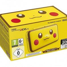 Consola Nintendo New 2Ds Xl Pikachu Edition - Jocuri Nintendo 3DS