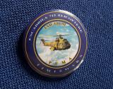 Insigna militara - aviatie - Escadrila 712 - Elicoptere