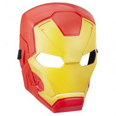 Jucarie Hasbro Role Play Mask Marvel Avengers Iron Man - Vehicul
