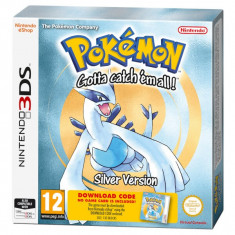 Pokemon Silver Version (Download Code) Nintendo 3Ds