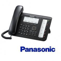 Telefon proprietar IP Panasonic Alb/Negru V - Telefon fix