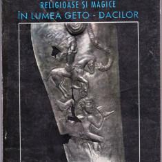 3 Carte Credinte si practici funerare, religioase si magice in lumea GETO-DACILOR - Arheologie