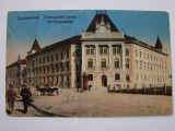 Carte postala Alba Iulia sau Gyulafehervar 1917 circulata, Printata