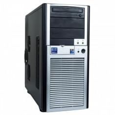Haug C3844 Intel C2Q Q9550 2.83 GHz 4 GB DDR 2 500 GB HDD DVD-ROM 1 GB GeForce 605 Tower Windows 10 Pro MAR - Sisteme desktop fara monitor