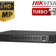 DVR 8 canale 3Megapixeli TURBO HD Hikvision - Sistem DVR