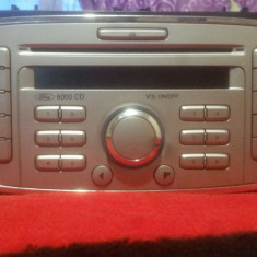 Casetofon ford focus 6000cd - Rama adaptoare